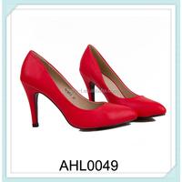 kitten heel court women office shoes
