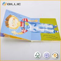 Best baby fabric learning book