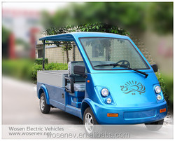 WS-HY2 2 seats Electric truck cargo tricycle