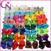 "Wholesale 6"" Grosgrain Hair Bow For Girls CNHB-1407147"