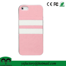 alibaba stock PU leather case, for iphone 5 cover