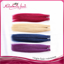 tape in human hair extensions can do ombre customized item for you