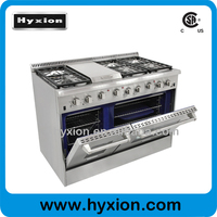 chinese freestanding gas cooker