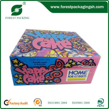 ICE CREAM PACKAGING BOX / FOOD PACKAGING BOX / FROZEN FOODS PACKAGING BOXES
