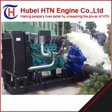 Industrial high pressure dewatering diesel automatic water pumps for sale