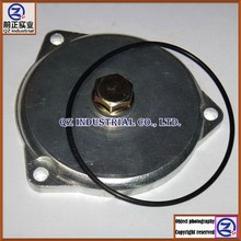 High quality silver plated for SUZUKI 250CC motorcycle VOLTY250 WJ250GY GN250 oil drained cover kit