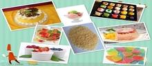 Edible (Medical) Gelatin , Bovine Gelatin Bloom 70-270, 5-60mesh