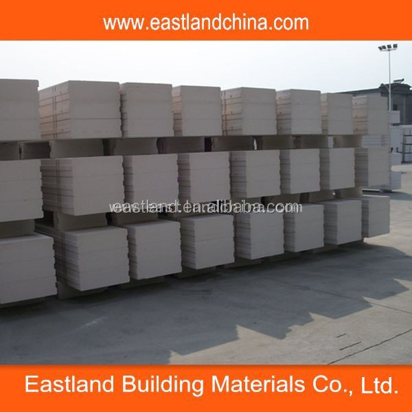 Cellular Lightweight Concrete : Fireproof cellular lightweight concrete panel buy