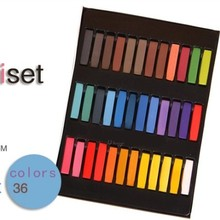 1SET OF DIY temporary hair chalk / diy colour /36 colors
