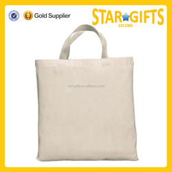 Top selling products 2015 promotional custom blank canvas wholesale tote bags
