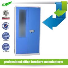 2 door functional high quality metal combination lock filing