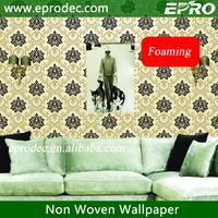 Home decorative economic simple design wallpaper decor
