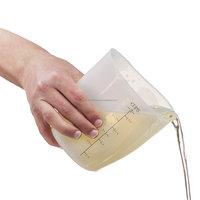 food grade 500ML silicone measuring cup