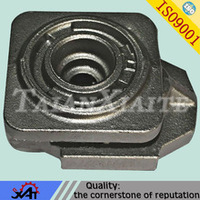 High abrasion drum shell,ADI ductile iron,resin sand casting,heat treatment,mining machinery parts