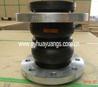 Throughout the World Flexible Reinforced Rubber Joint