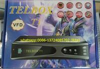 QSAT latest version TELBOX T1 VDF HD SIMCARD decoder Q28G Q11G,Q13G,Q15G,Q23G