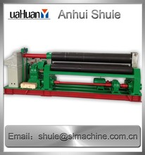 export to Chile rolling machine price, 3-Roll Manual Plate Rolling Machinery,mechanical roller bending machine