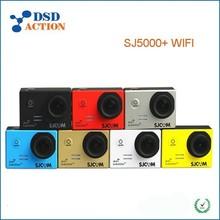 Origial sjcam sj5000 sjcam sj5000 plus wifi 16 Mega full HD as gopro hero 3 black edition