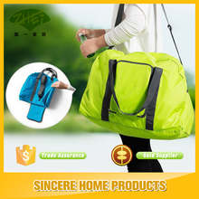 2015 fashion folding travel bag with many color available