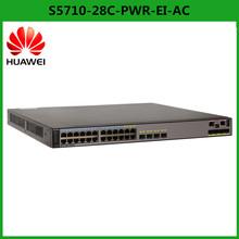 Huawei S5710-28C-PWR-EI-AC 24 port poe desktop network switch