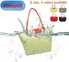 Summer colorful candy beach bag ladies,designer waterproof women bags,Liams promotional foldable brand handbags