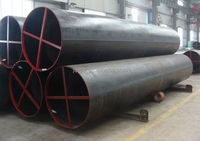 API 5L X70 large diameter steel pipe/oil and gas line pipe