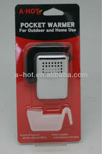 OUTDOOR PORTABLE HAND HEATERS PW-32 STEEL CHROME