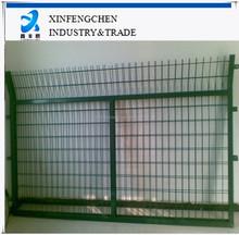 Galvanized Galvanized welded wire fence panels