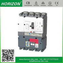 YHM3 nf cw 4p 630a mccb moulded case circuit breaker