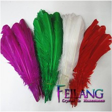 hotsale turkey feather chicken feather feather fountain pen