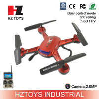 New design 5.8G wifi fpv remote control quadcopter rc helicopter with wifi camera.
