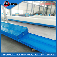 Color coated GL(PPGL) Steel roofing used for construction