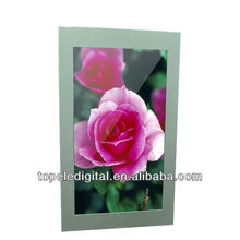 32 inch wall mounted magic mirror led tv
