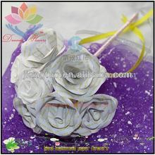 Recomendar coloridas flores de etapa de la boda del peony