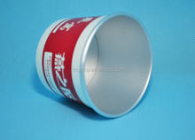 Wholesale/ high-grade/ disposable aluminum foil paper cups