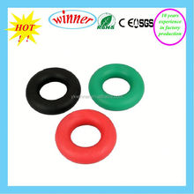 Multi sizes motorcycle 2014 silicone rubber hand grip band for physical training