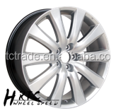 HRTC 20X7.5 inch cars alloy for Mazda
