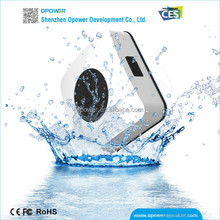 4 hrs playing outdoor bluetooth speaker water proof