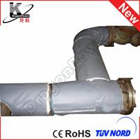 pipe insulation high temperature materials