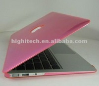 """Clear Crystal Hard Case Cover for Apple Macbook Pro 13"""""""
