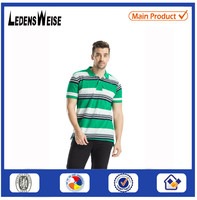 Wholesale fabric china 100% cotton polo shirt with open air