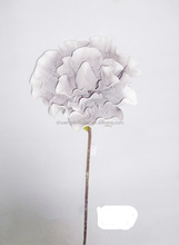 80cm artificial big rose flower with handmade for wedding and home decoration