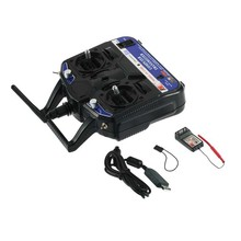 FLY SKY 2.4G FS-CT6B 6 CH Channel Radio Model RC Transmitter Receiver Control Joystick Driver