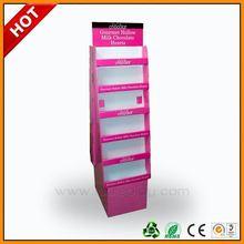 Customized Designed adjustable floor display easels
