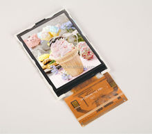 2.8 inch tft lcd with capacitive touch panel 240(RGB)*320 for electric bicycle