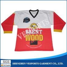 Wholesale dri fit new hockey jersey