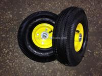 wagon wheels and axle 4.10/3.50-4