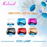 CCFL-36W Yiwu Liancai Factory Direct Sale Nail CCFL UV Lamp 36W LED Dryer