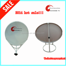 ku band 80cm internet from satellite equipments