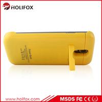 3200mAh External battery flip battery charger case for Samsung Galaxy S4